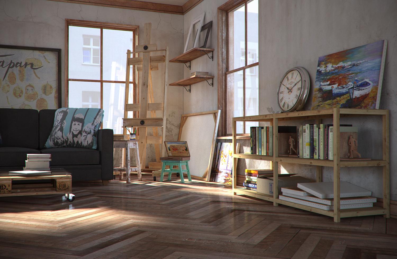 Atelier by Marlindo Dias Pontes