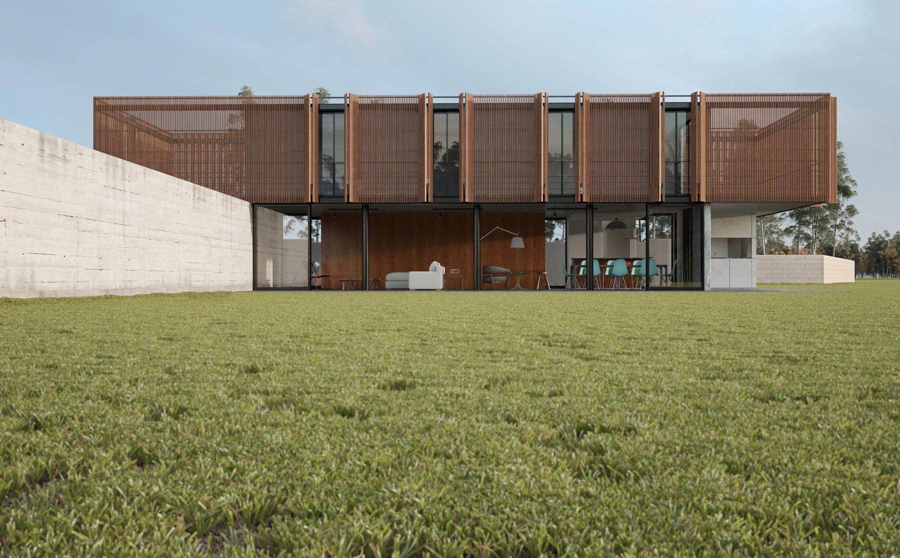Xan House by Marlindo Dias Pontes