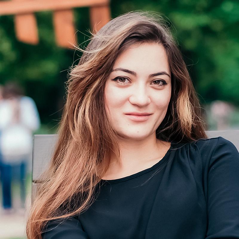 Olesya Ligay