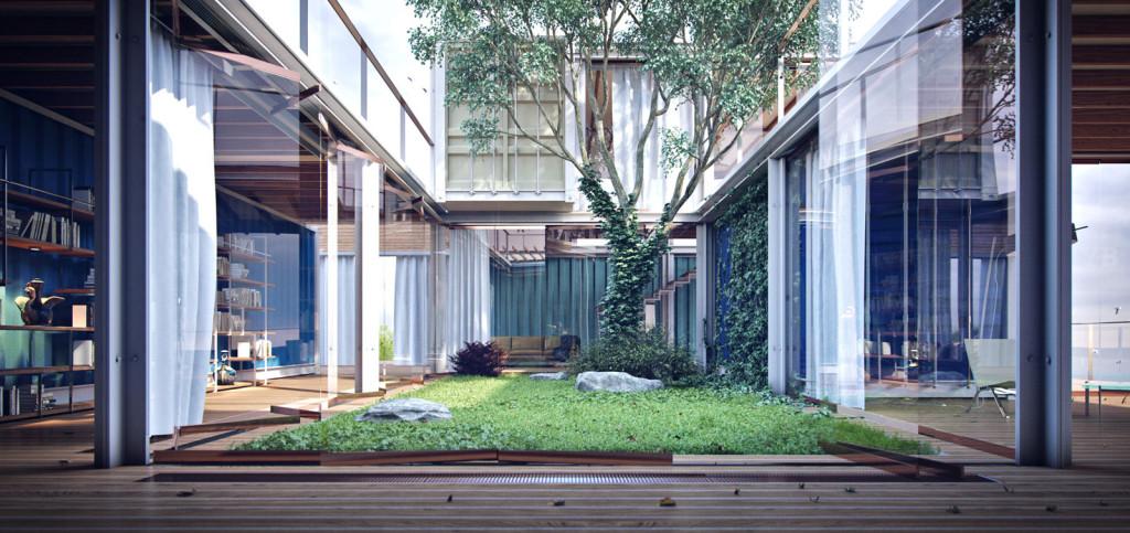 Cottage In Australia Yuriy Bochkaryov