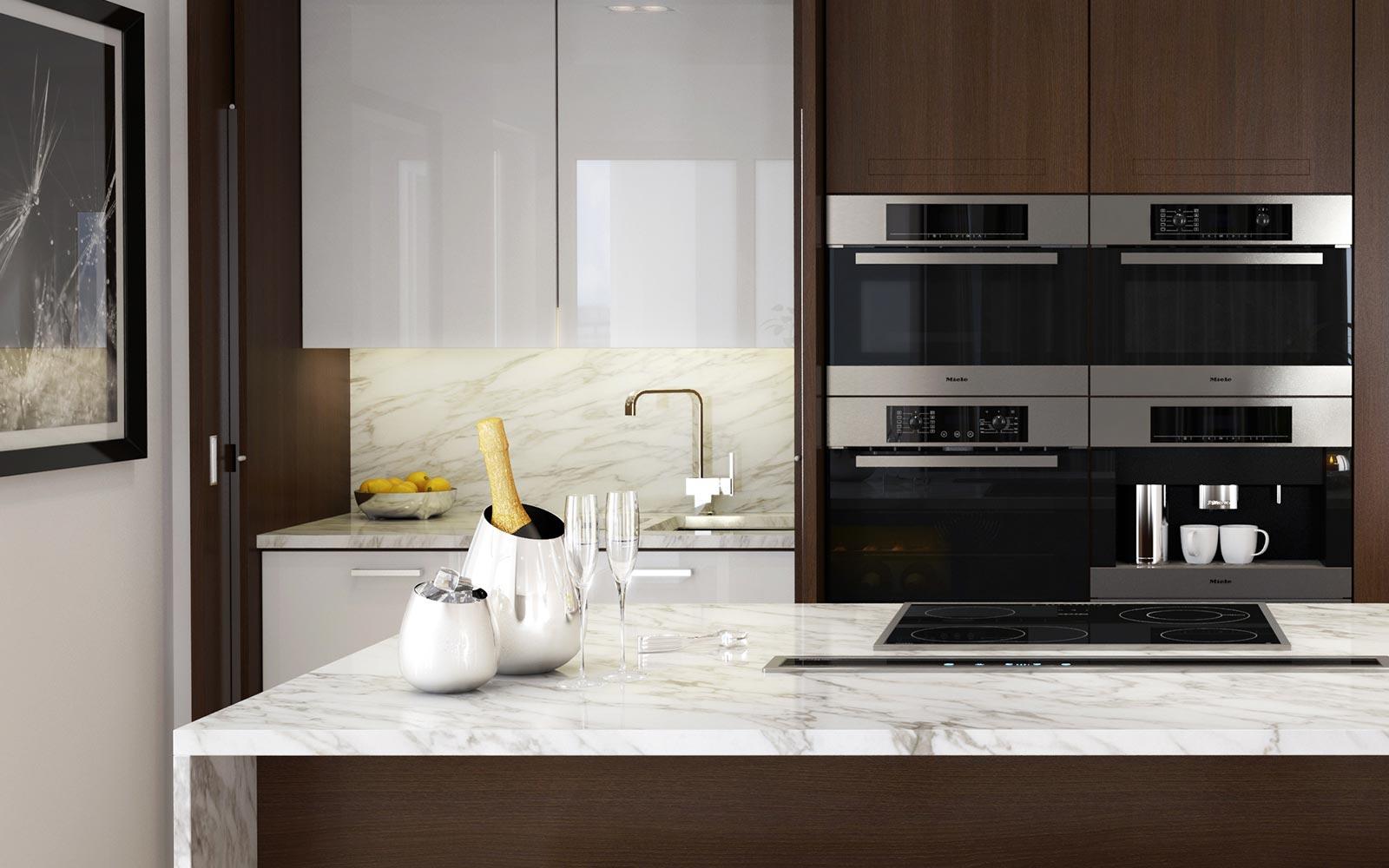 Kitchen detail by Irinel Florescu