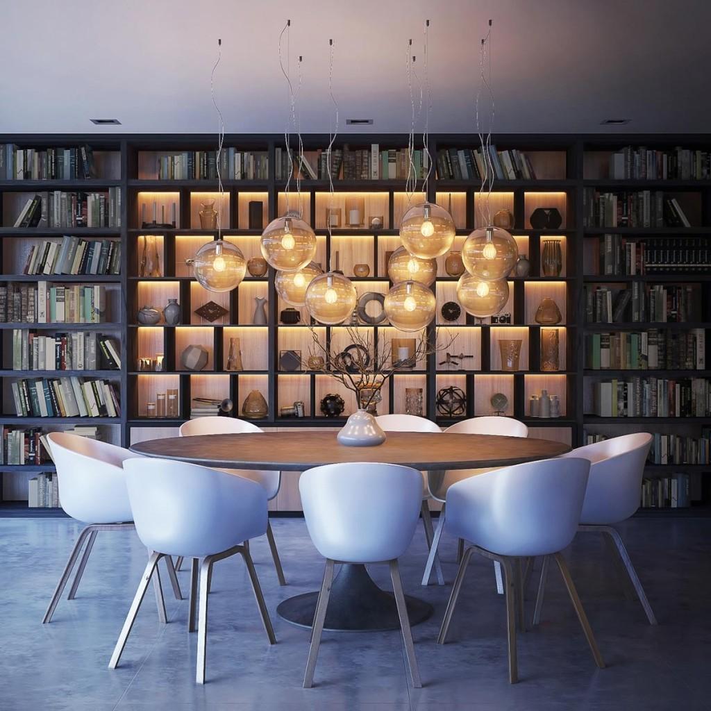 Apartment Interior by FelipeWalter