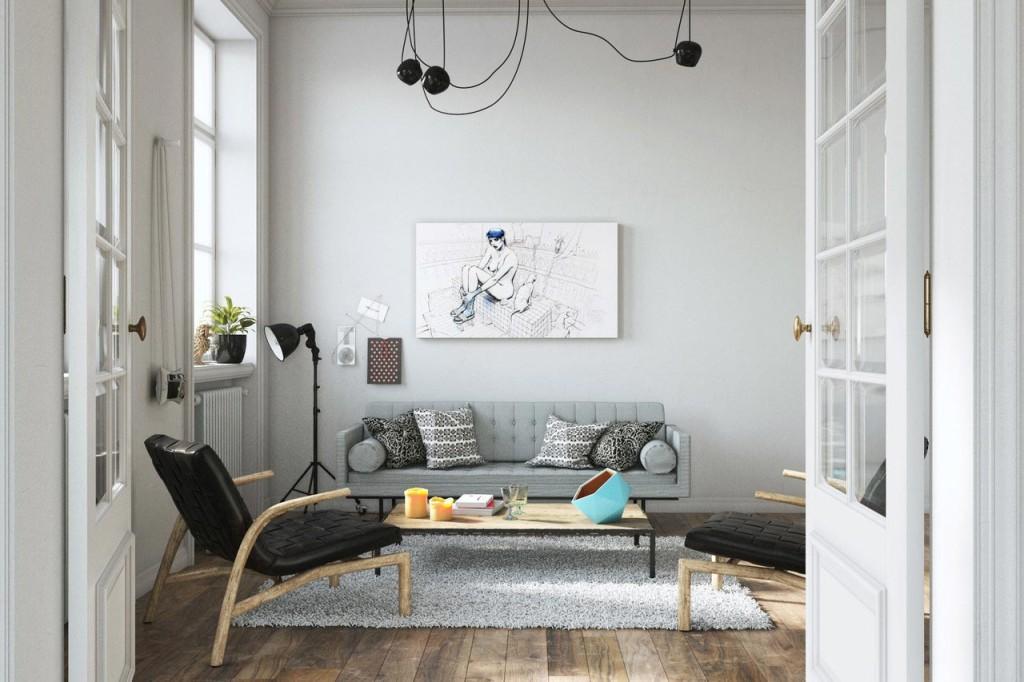 Interior by Aurelien Brion