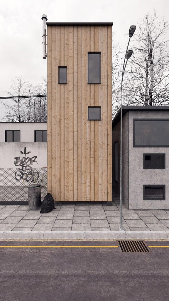 Exterior by Marcin-Kasperski