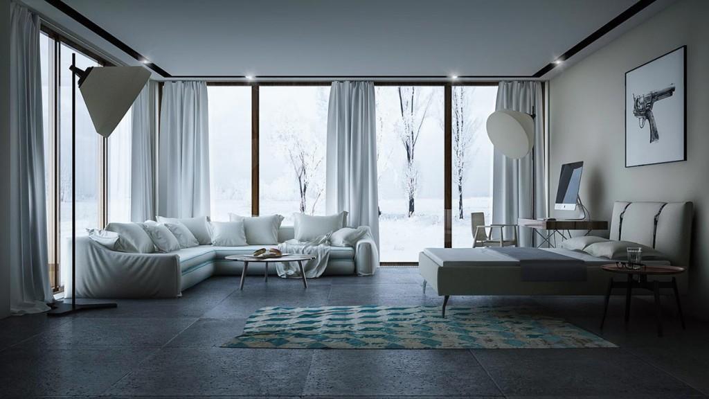 Interior by Marcin Kasperski