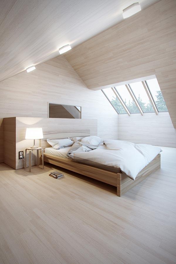 Bedroom Lev Kononov