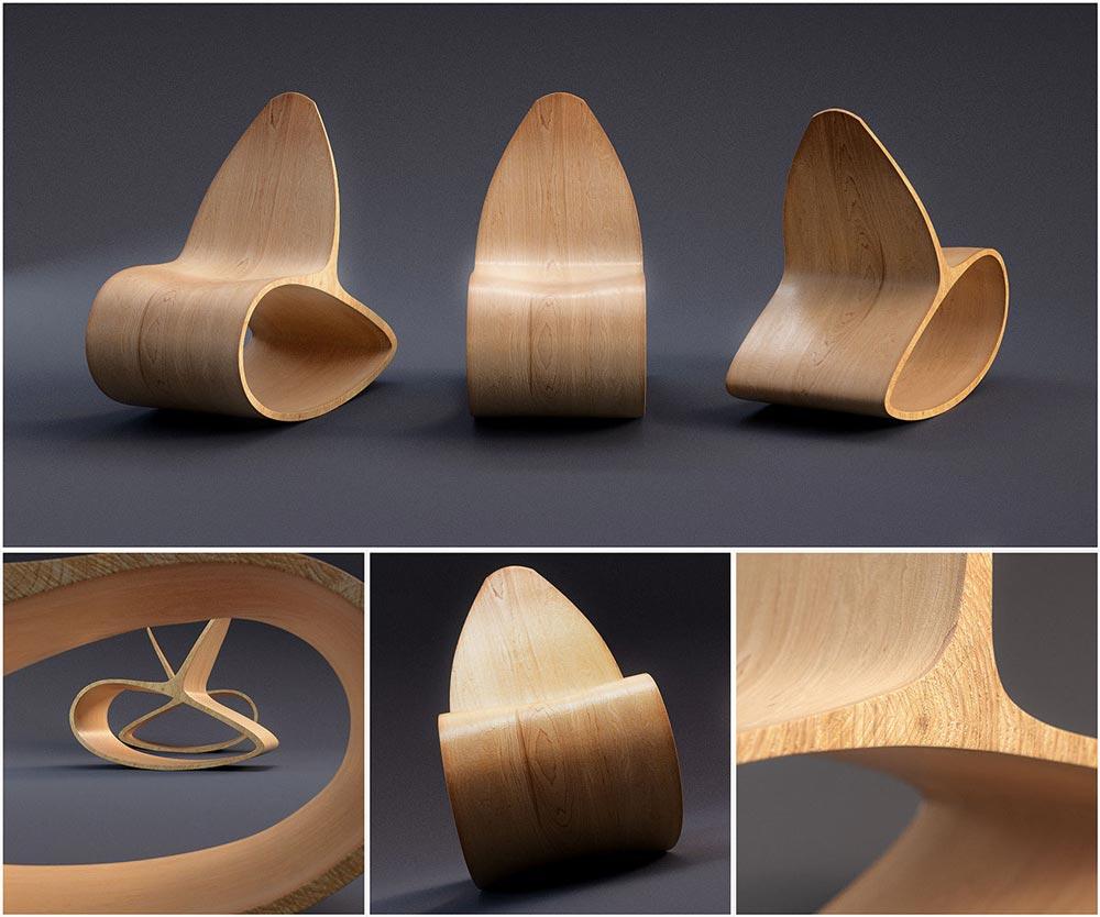 CG Furnitures by Saeed Amiri
