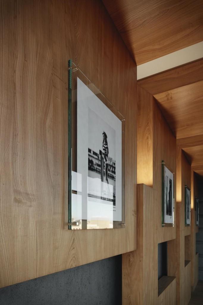 Photographer apartment by Romas Noreika