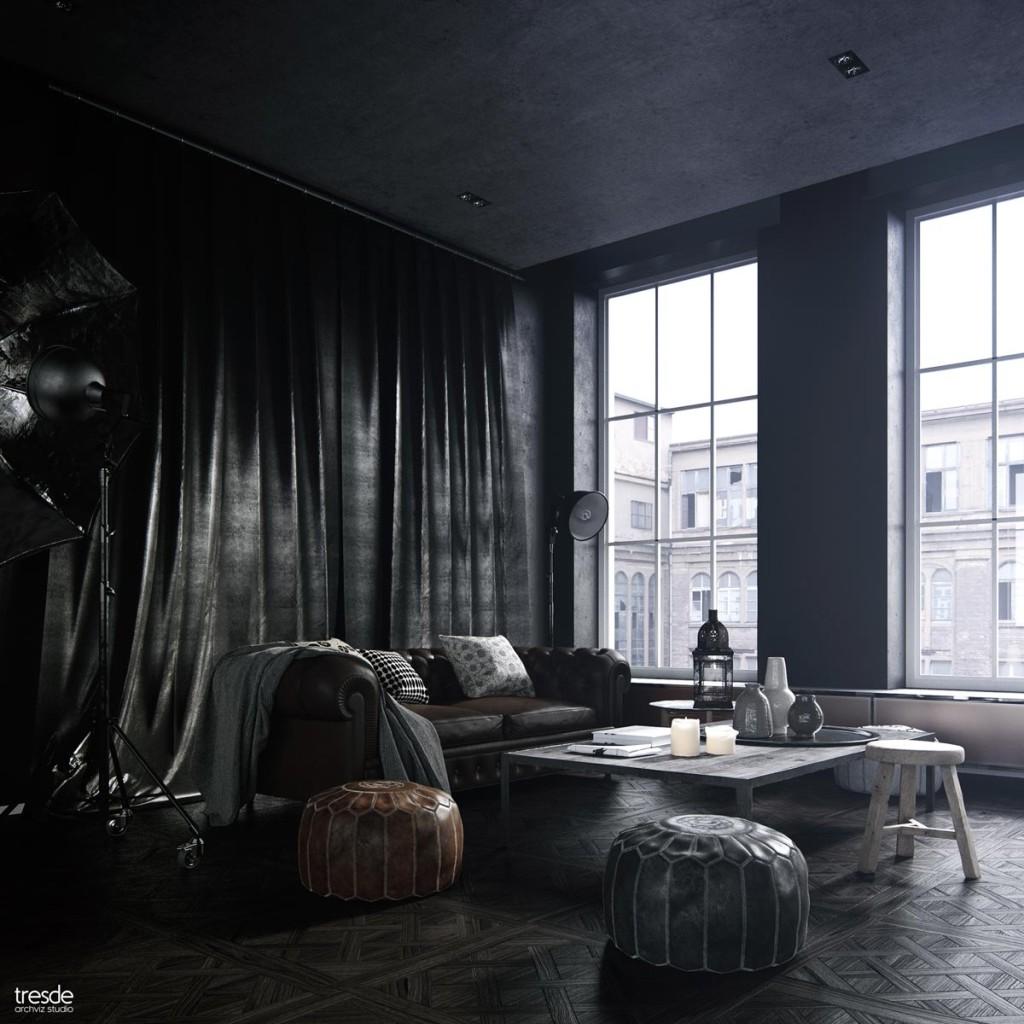 The f room by Santiago Sanchez