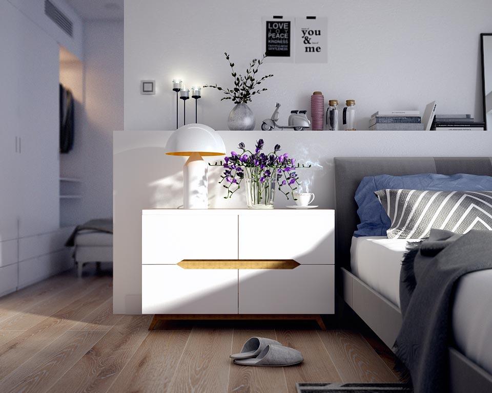 Bedroom by Phan Nguyen