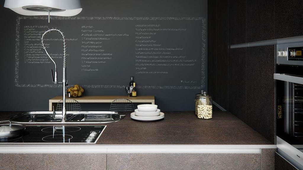 Ceramic Type Kitchen by Mark Lester
