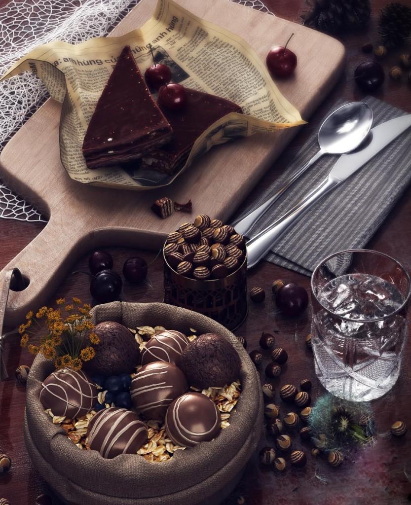 Chocolate by Phan Nguyen