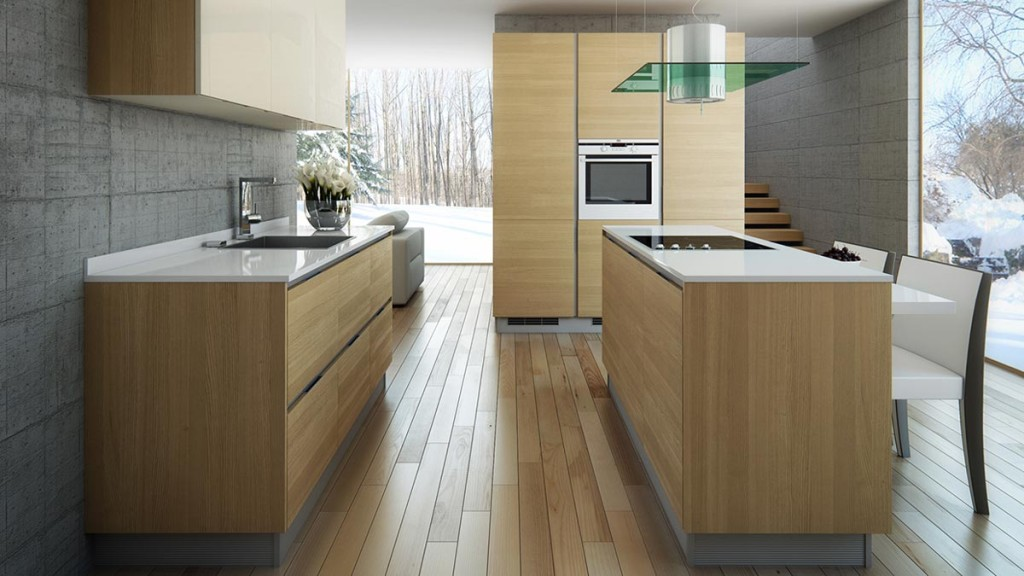 Zurich Kitchen by Mark Lester