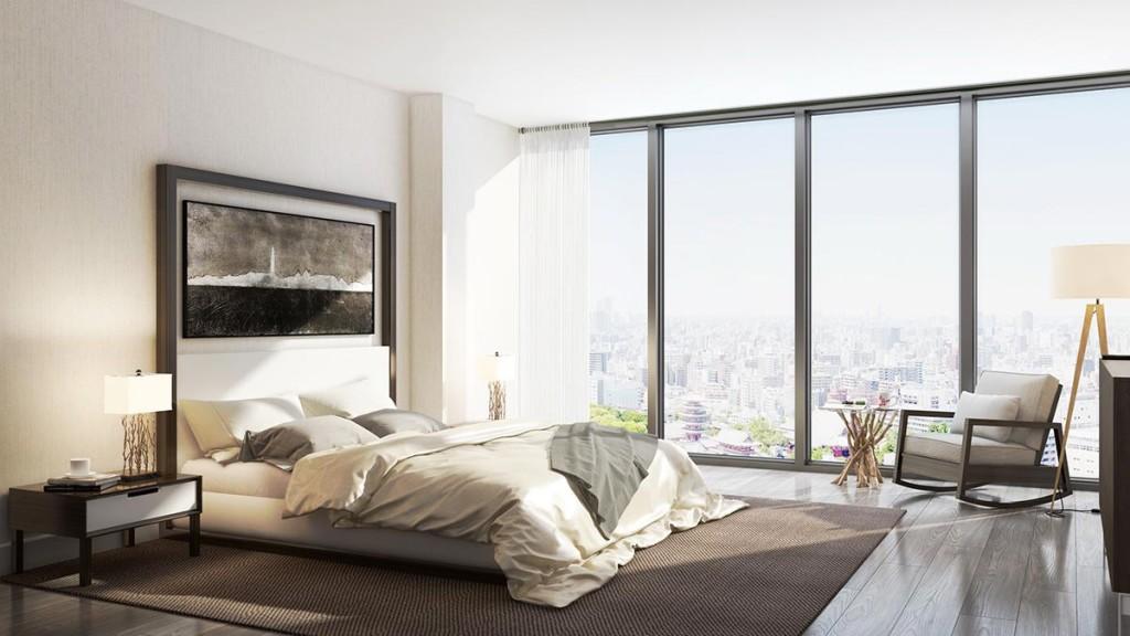 Contemporary bedroom by Igor Kovalsky