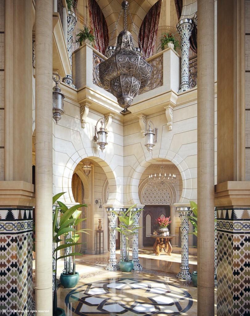 Oriental Spaces by Muhammad Taher