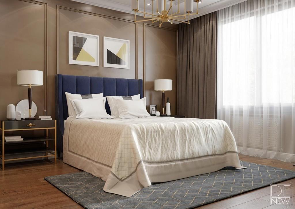 Bedroom by Dehtiarov Pavel