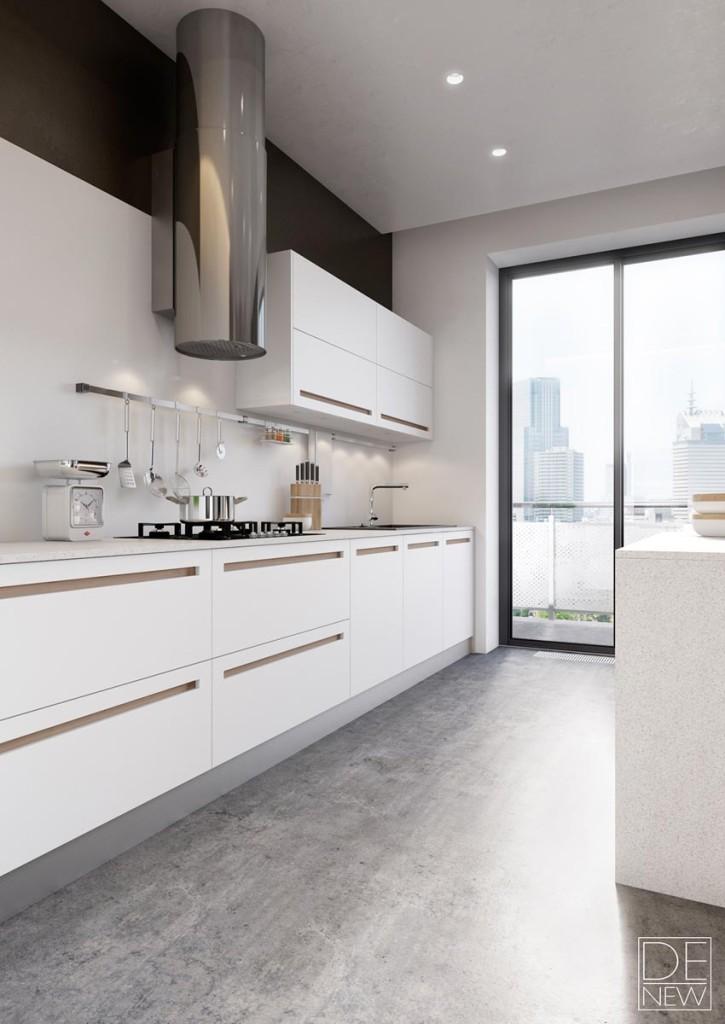 Kitchen by Dehtiarov Pavel