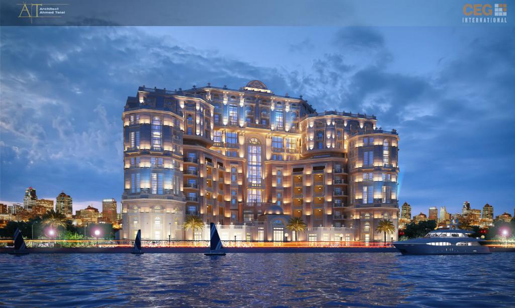 royal hotel by Ahmed Tallal